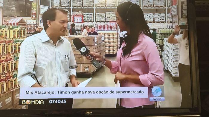 Ilson Mateus Rodrigues (Crédito: Reprodução/Rede Meio Norte)