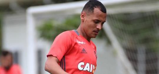 Meia Alan Patrick se prepara para dá adeus ao Flamengo