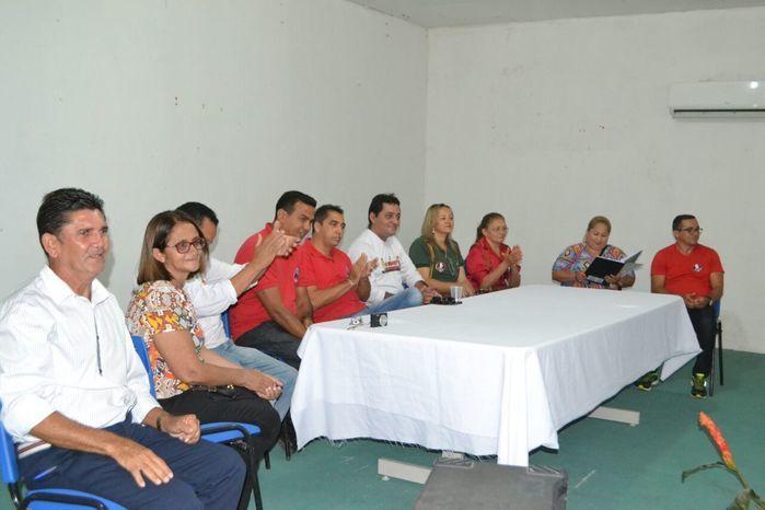 Agentes comunitários de saúde e de endemias participam de reunião - Imagem 34