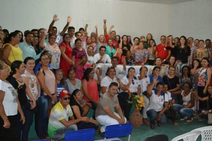 Agentes comunitários de saúde e de endemias participam de reunião - Imagem 4