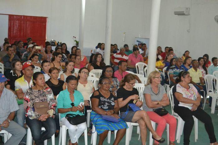 Agentes comunitários de saúde e de endemias participam de reunião - Imagem 17
