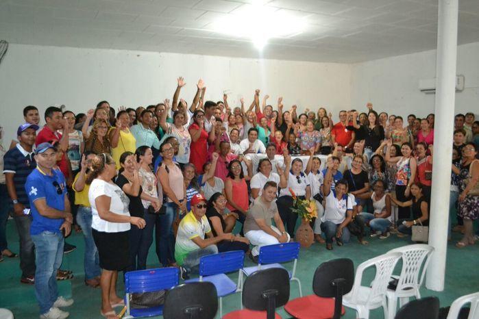 Agentes comunitários de saúde e de endemias participam de reunião - Imagem 9