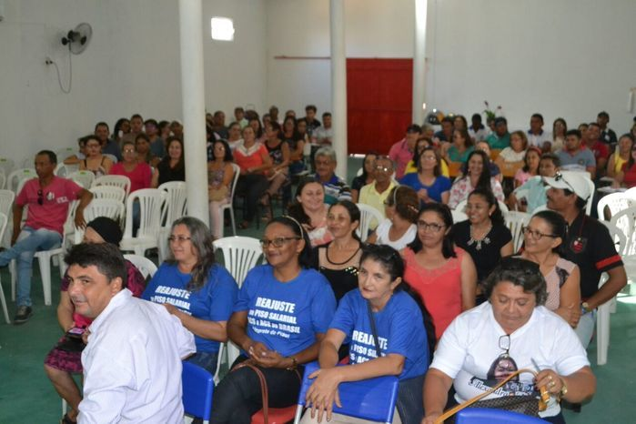 Agentes comunitários de saúde e de endemias participam de reunião - Imagem 19