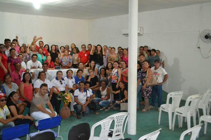 Agentes comunitários de saúde e de endemias participam de reunião - Imagem 7
