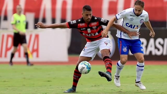 Atlético-GO vence Bahia