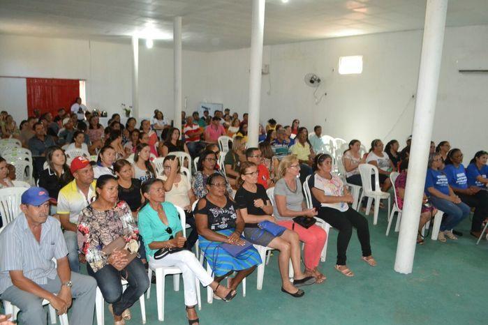 Agentes comunitários de saúde e de endemias participam de reunião - Imagem 41