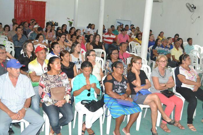 Agentes comunitários de saúde e de endemias participam de reunião - Imagem 20