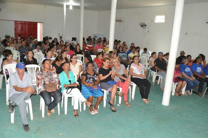 Agentes comunitários de saúde e de endemias participam de reunião - Imagem 43