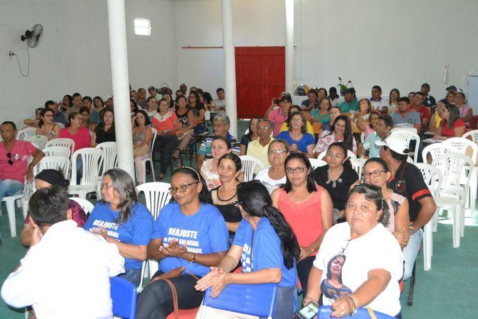 Agentes comunitários de saúde e de endemias participam de reunião - Imagem 18