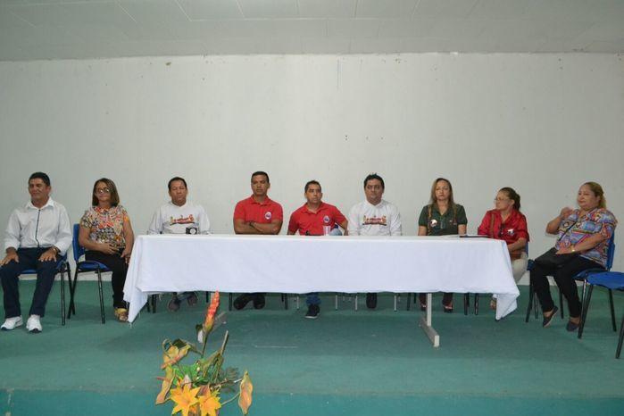 Agentes comunitários de saúde e de endemias participam de reunião - Imagem 46