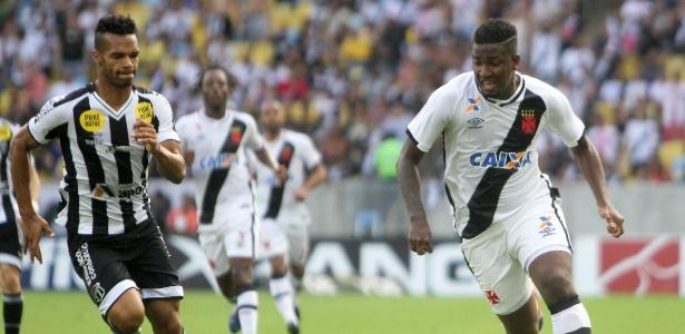 Vasco vence o Ceará e volta para Série A