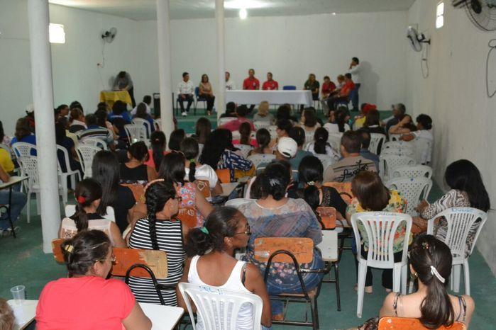 Agentes comunitários de saúde e de endemias participam de reunião - Imagem 21
