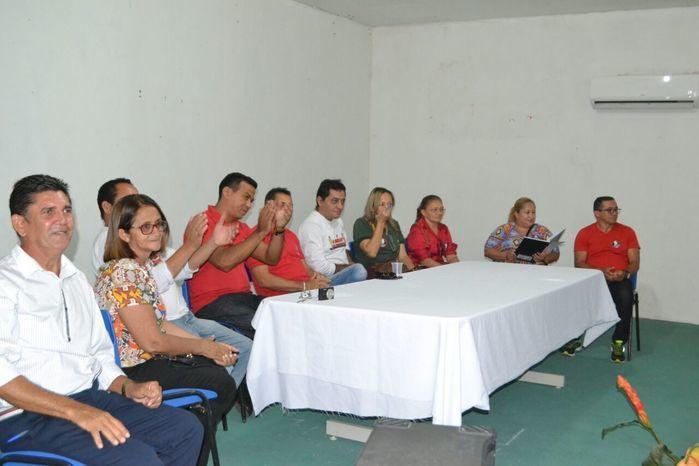 Agentes comunitários de saúde e de endemias participam de reunião - Imagem 38