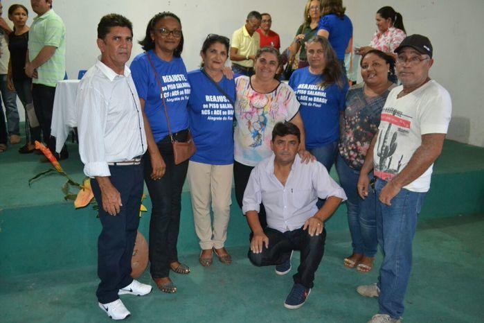 Agentes comunitários de saúde e de endemias participam de reunião - Imagem 3