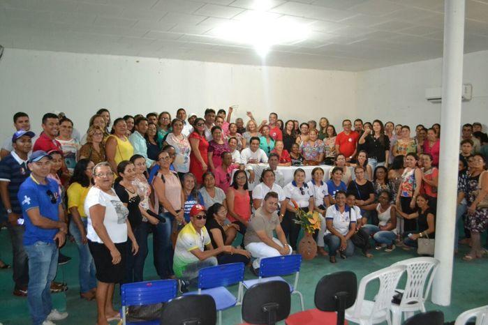 Agentes comunitários de saúde e de endemias participam de reunião - Imagem 6