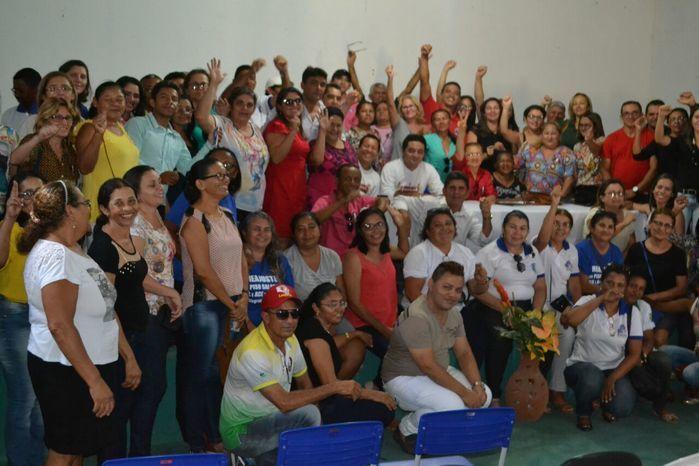 Agentes comunitários de saúde e de endemias participam de reunião - Imagem 10