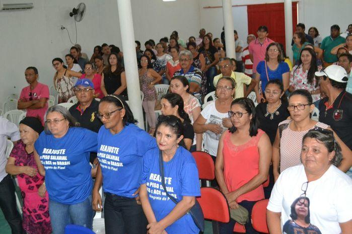 Agentes comunitários de saúde e de endemias participam de reunião - Imagem 23