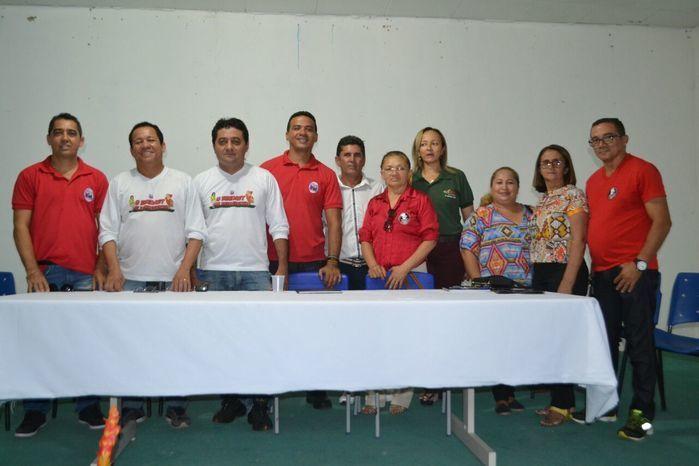 Agentes comunitários de saúde e de endemias participam de reunião - Imagem 8