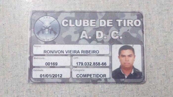 Ronivon Vieira Ribeiro, apontado como condutor do veículo e proprietário dos entorpecentes