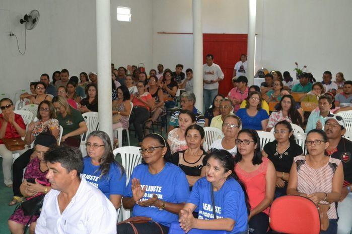 Agentes comunitários de saúde e de endemias participam de reunião - Imagem 35
