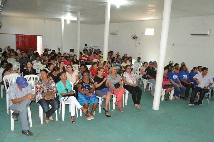 Agentes comunitários de saúde e de endemias participam de reunião - Imagem 45