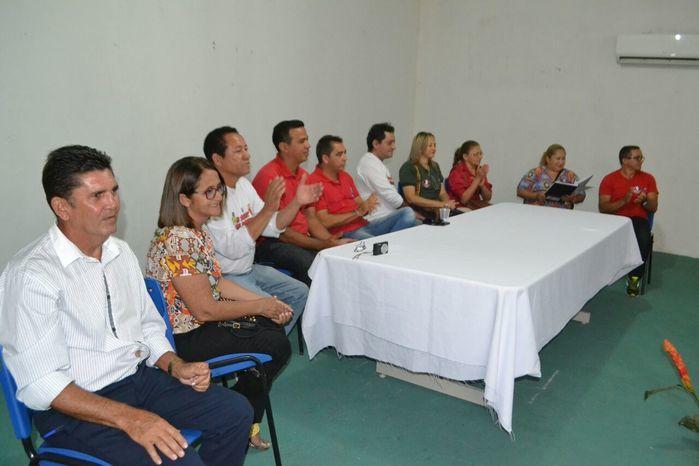 Agentes comunitários de saúde e de endemias participam de reunião - Imagem 25