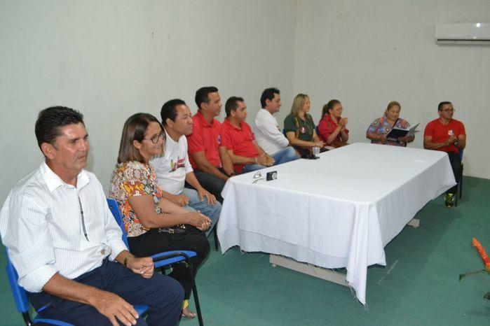 Agentes comunitários de saúde e de endemias participam de reunião - Imagem 42