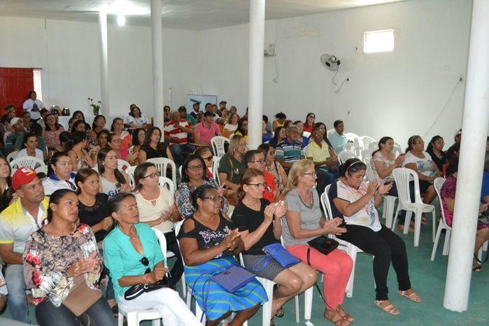 Agentes comunitários de saúde e de endemias participam de reunião - Imagem 30