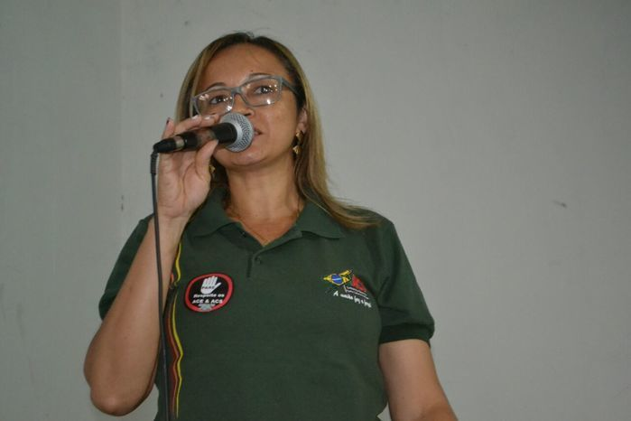 Agentes comunitários de saúde e de endemias participam de reunião - Imagem 24