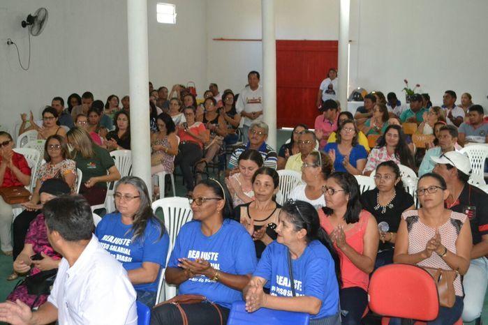 Agentes comunitários de saúde e de endemias participam de reunião - Imagem 44