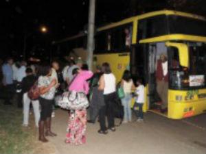 Grupo de romeiros do Piauí é vítima de assalto no Ceará (Crédito: Jonalespi)