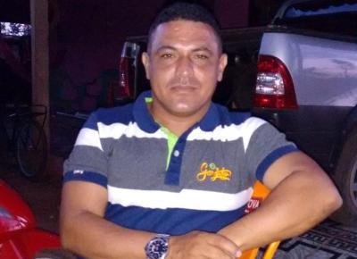 Tony Sousa foi socorrido e levado para o Hospital Regional de Campo Maior (