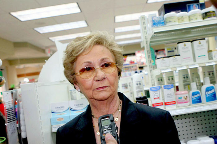 Juanita Castro, irmã de Fidel