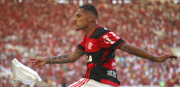 Flamengo bate o Santos, fica em 2º lugar