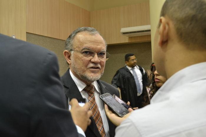 Olavo Rebelo, presidente do TCE-PI