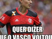 Memes da vitória do Vasco sobre o Ceará fazem sucesso na web