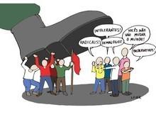 A influência partidária confunde o movimento sindical