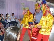 Colégio Estadual em Alegrete realiza Projeto de Arte e Paz