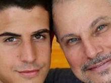 Enzo Celulari faz homenagem ao pai, Edson, após cura do ator