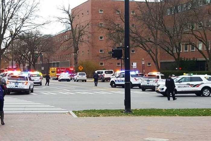 Suspeito é morto após invadir Universidade e deixar 9 feridos