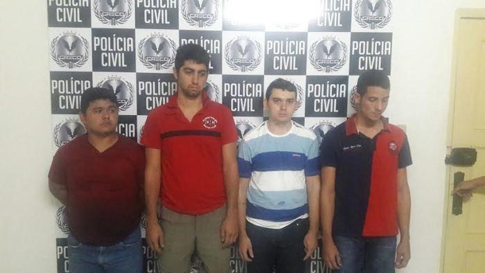 Quatro acusados estão presos desde junho