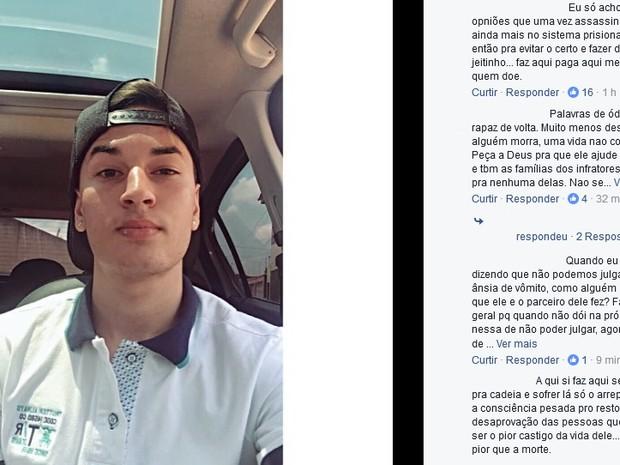 João Victor foi eleito mister Rondônia 2015