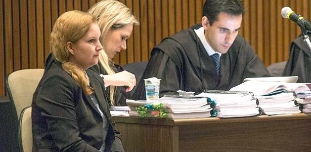 Elize é acusada de homicídio triplamente qualificado (Crédito: Folhapress)