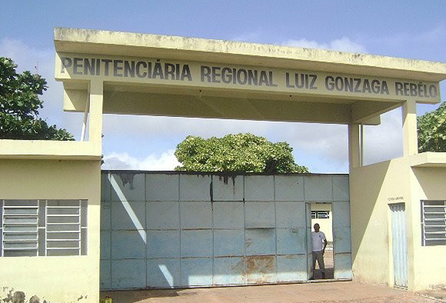 Penitenciária Regional Luiz Gonzada Rebelo em Esperantina