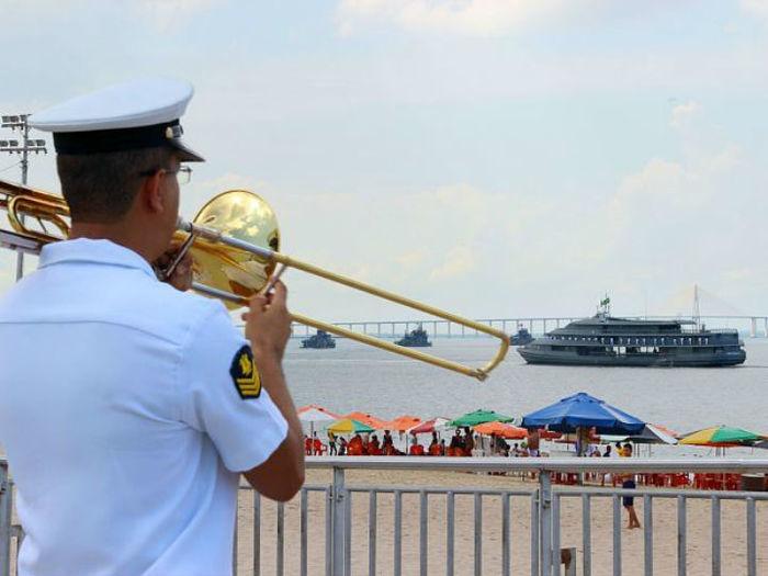 Seleção para oficial temporário da Marinha
