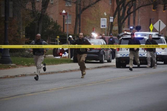 Correria após homem invadir Universidade Estadual de Ohio