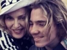 Filho de Madonna comenta em post: 'Feliz por não morar mais aí'