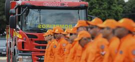 Corpo de Bombeiros reabre inscrição de concurso com 770 vagas