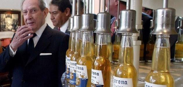 Criador da Cerveja Corona deixa herança para moradores de vilarejo