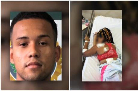 Homem é preso por tentar matar ex mulher na frente dos filhos